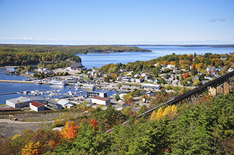 parry sound overview